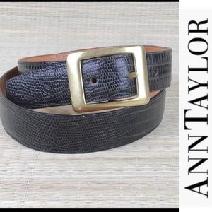 Ann Taylor Accessories/Belt